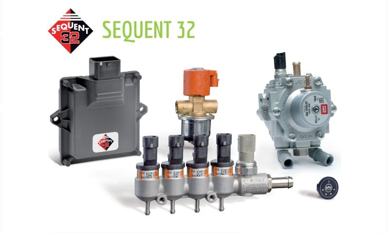 4 Silindirli Araçlar İçin Sequent 32 Sistemi